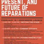 The Past, Present, and Future of Reparations